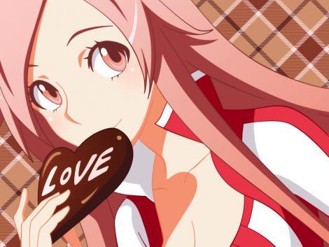 anime valentine love